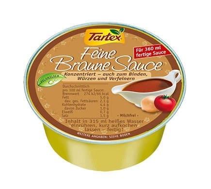 Tartex FEINE BRAUNE SAUCE, 45g