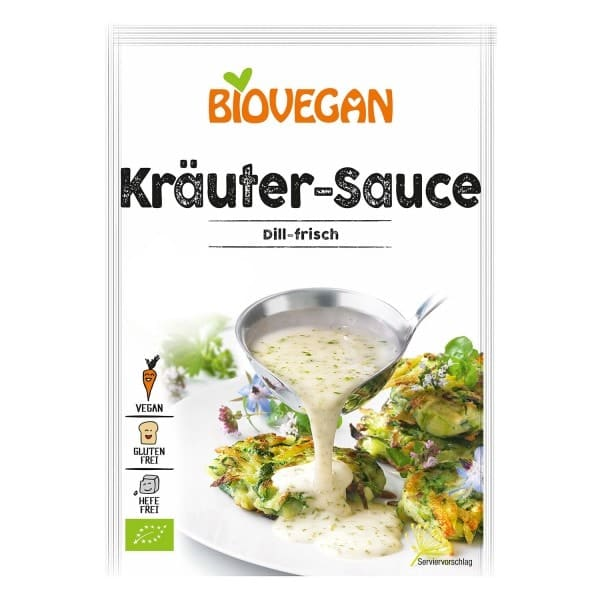 Biovegan KRÄUTER-SAUCE, BIO, 23g