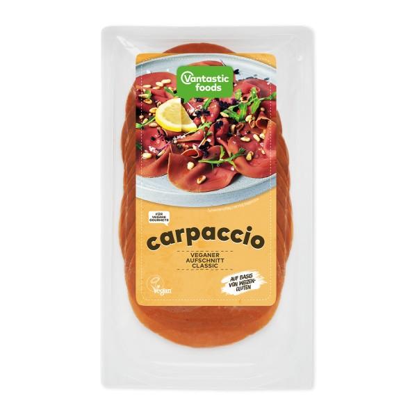 Vantastic foods CARPACCIO Classic SCHINKEN STYLE, 90g