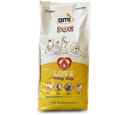 AMI DOG Hundetrockennahrung 12,5kg