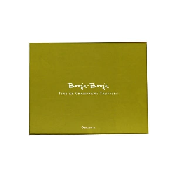 Booja-Booja SPECIAL EDITION Champagner Collection, BIO, 138g