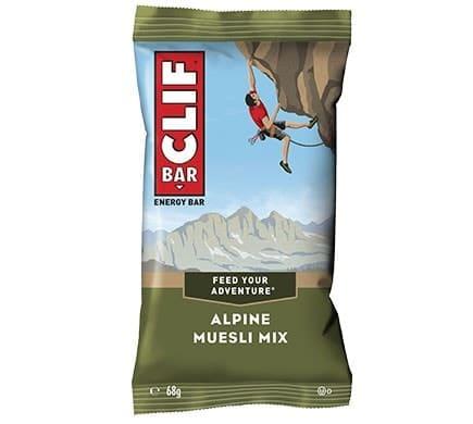 CLIF Bar ALPINE MÜSLI MIX Energieriegel, 68g