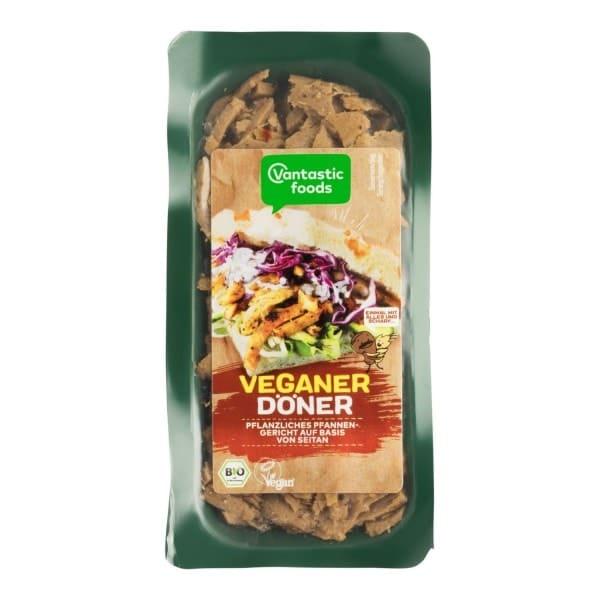 Vantastic foods VEGANER DÖNER, BIO, 200g