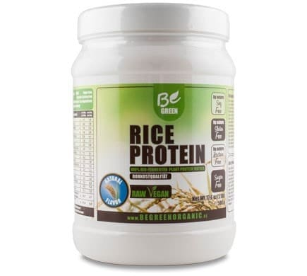 Be Green RICE PROTEIN Natural, 500g