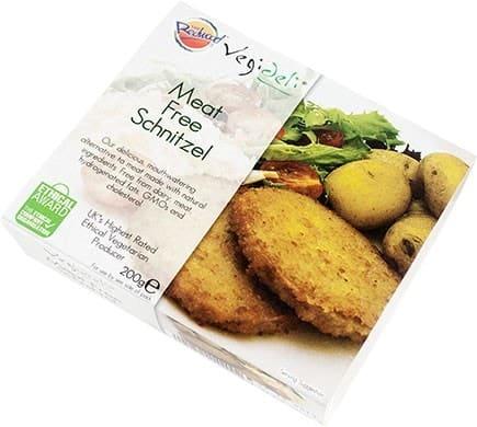VBites VEGI DELI Meat Free Schnitzel, 200g