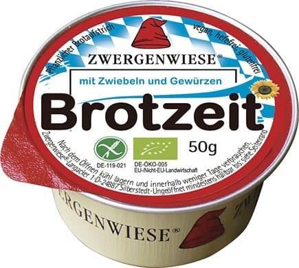Zwergenwiese KLEINER STREICH Brotzeit, BIO, 50g