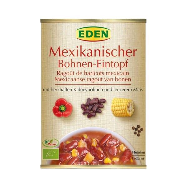 Eden BIO MEXIKANISCHER BOHNENEINTOPF, 560g