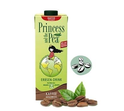 Princess and the Pea KAFFEE Geschmack, 1l