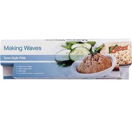 VBites MAKING WAVES Tuna Style Pate, 140g