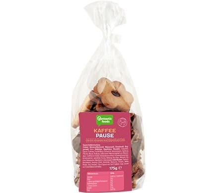 Vantastic foods KAFFEE PAUSE Teegebäck, 175g