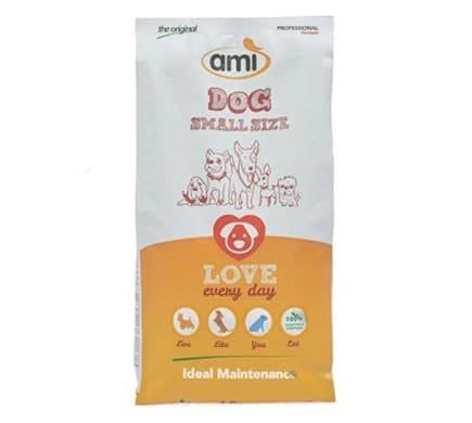 AMI DOG MINI Hundetrockennahrung, 1,5kg