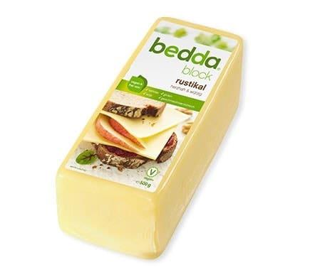 bedda BLOCK Rustikal, 500g