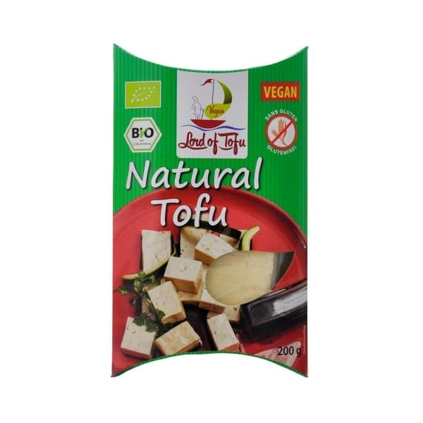 Lord of Tofu NATURAL TOFU, BIO, 200g