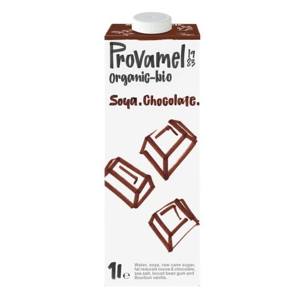 Provamel SOJADRINK mit Schokoladengeschmack, BIO, 1l