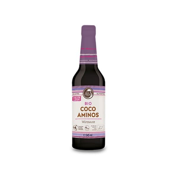 Big Tree Farms COCO AMINOS Würzsauce, BIO, 245ml