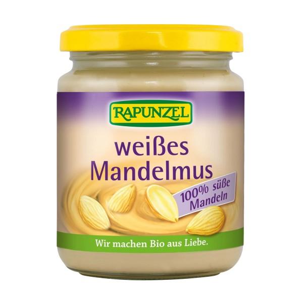 Rapunzel WEISSES MANDELMUS, 250g