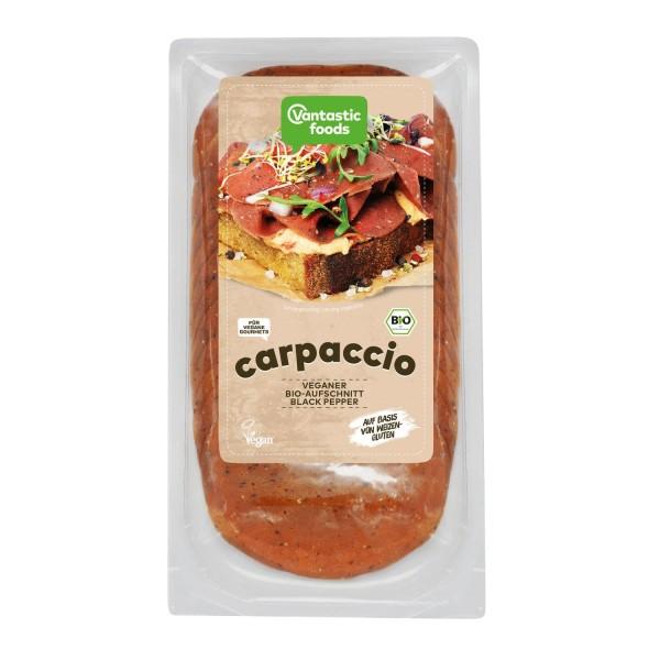 Vantastic foods CARPACCIO Black Pepper, BIO, 90g