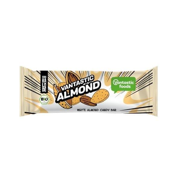 Vantastic foods Schakalode VANTASTIC Almond, BIO, 40g