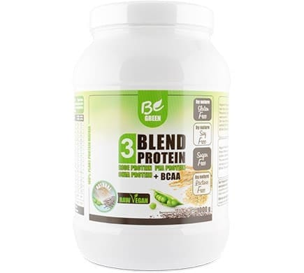 Be Green 3 BLEND PROTEIN Natur, 1000g