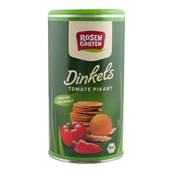 Rosengarten DINKELS Tomate pikant, BIO, 100g