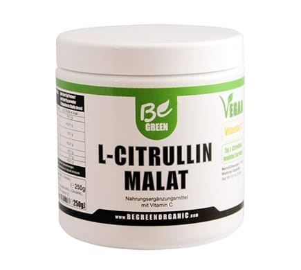 Be Green L-CITRULLIN MALAT, 250g
