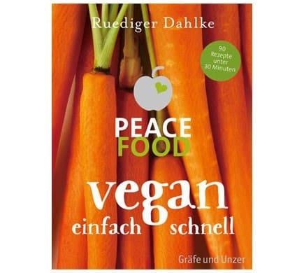VEBU | PEACE FOOD: Vegan, einfach, schnell, Koc...