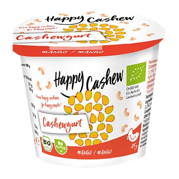 Happy Cashew CASHEWGURT Mango, BIO, 125g