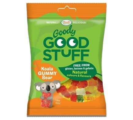 Goody Good Stuff KOALA GUMMY BEAR, 150g