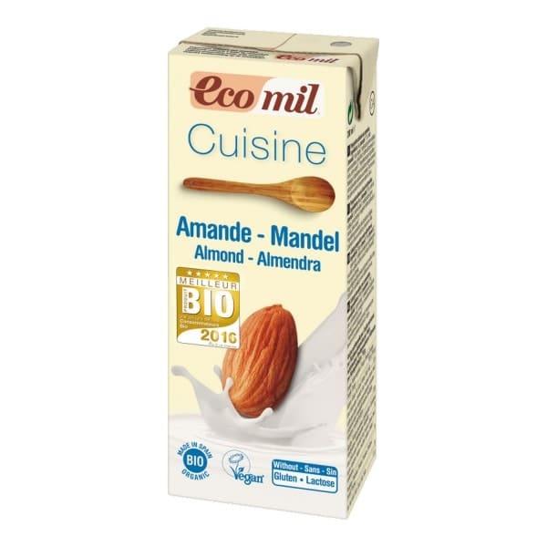 EcoMil CUISINE CHEF Mandelcuisine, BIO, 200ml