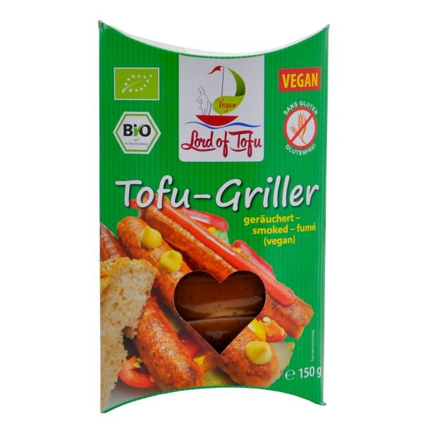 Lord of Tofu TOFU-GRILLER, BIO, 120g