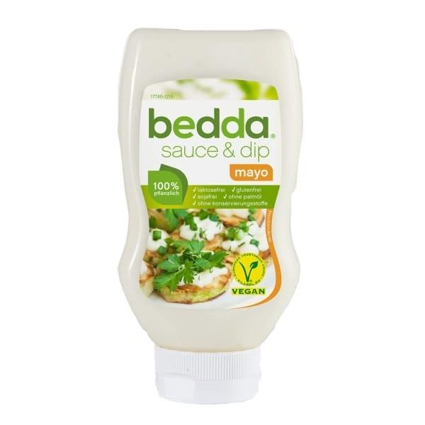 bedda VEGAN MAYO in Squeezeflasche, 250g