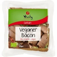 Wheaty VEGANER BACON, BIO, 60g
