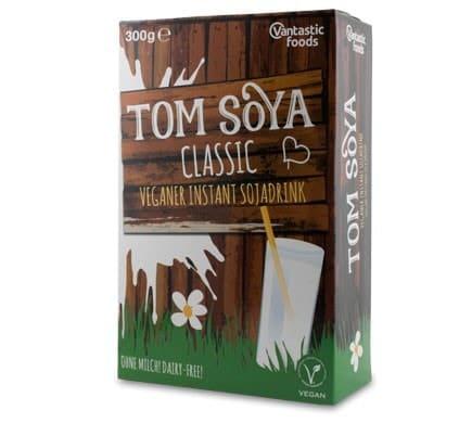 Vantastic Foods TOM SOYA Classic Instant Drink, 300g