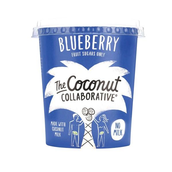 The Coconut Collaborative KOKOSZUBEREITUNG Heidelbeere, 350g