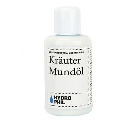 Hydrophil KRÄUTER MUNDÖL, 100ml