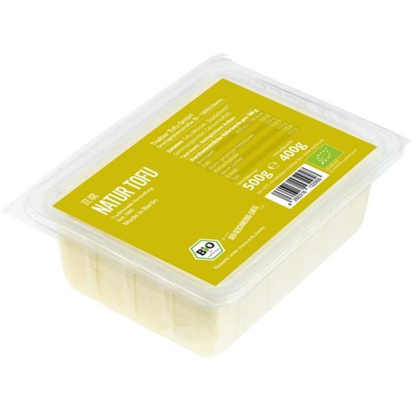 Treiber Tofu TOFU NATUR, BIO, 400g