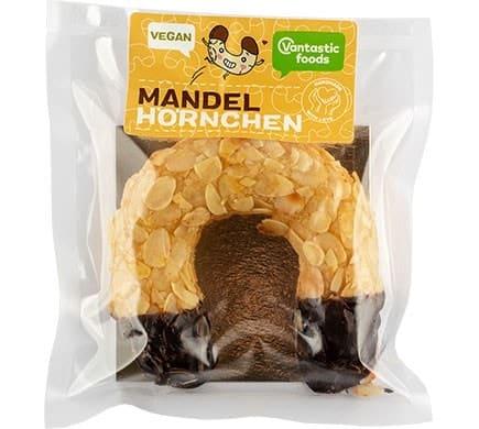 Vantastic foods MANDELHÖRNCHEN, 100g