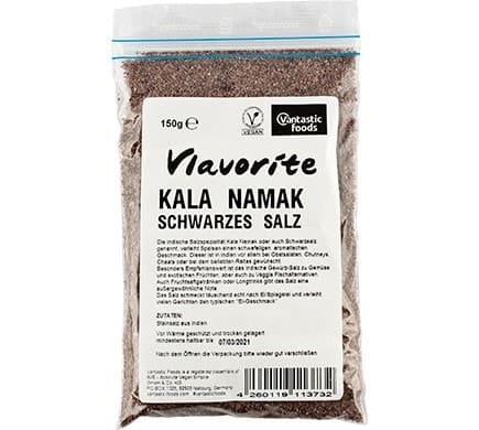 Vantastic Foods Vlavorite KALA NAMAK, 150g