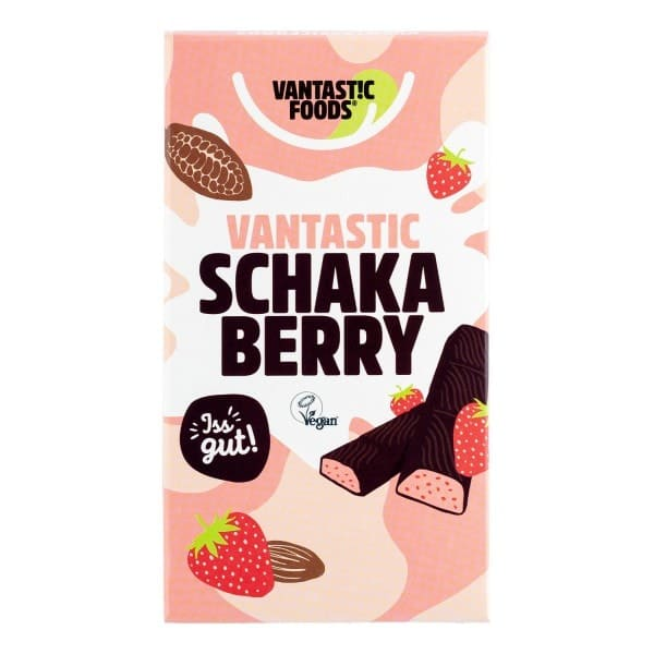 Vantastic foods SCHAKABERRY, 100g