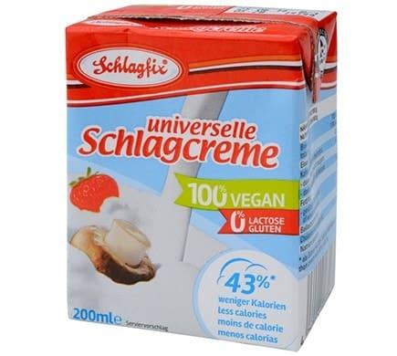 Schlagfix UNIVERSELLE SCHLAGCREME im Tetrapack, 200ml