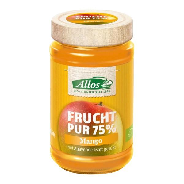 Allos FRUCHT PUR Mango, BIO, 250g