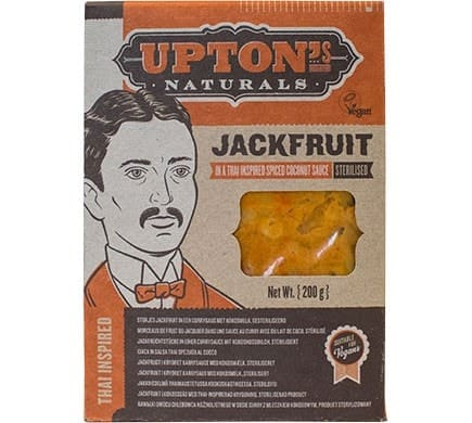 Upton's Naturals JACKFRUIT Thai Curry, 200g