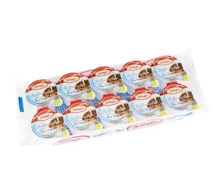 Schlagfix KAFFEEWEIßER 10% Fett Blister, Portionen 10x10g
