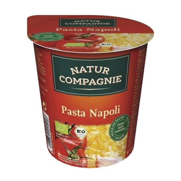 Natur Compagnie PASTA NAPOLI, BIO, 59g