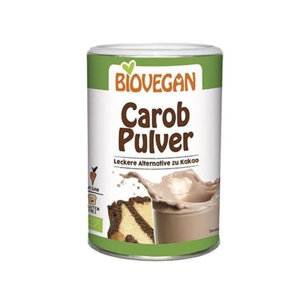 Biovegan Bio CAROB-PULVER, 200g