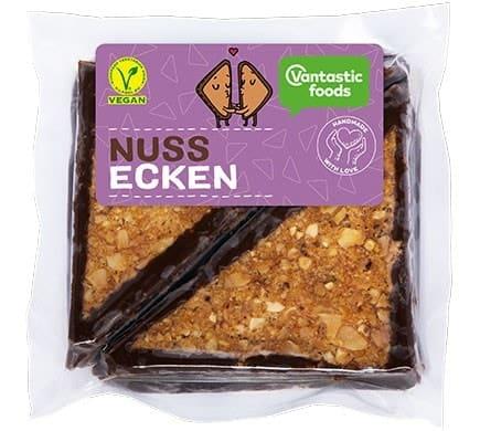 Vantastic foods Nussecken, 150g