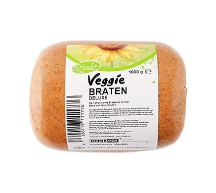 Vantastic Foods VEGGIE BRATEN DELUXE, 1kg