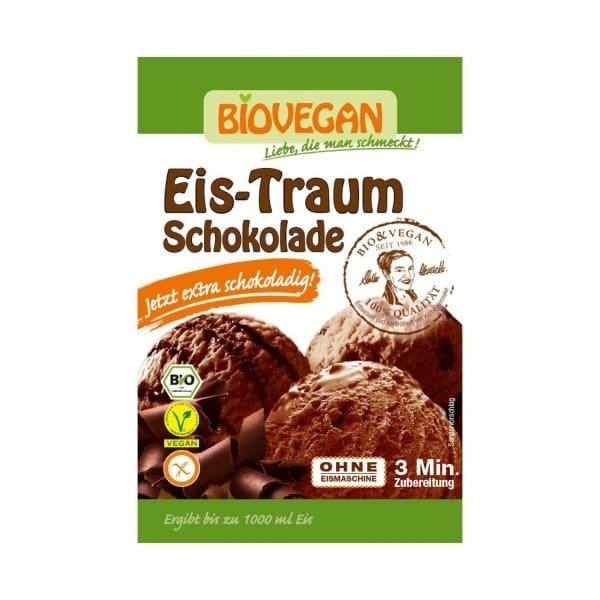 Biovegan BIO EIS-TRAUM Schoko, 89g