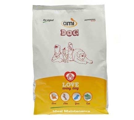 AMI DOG Hundetrockennahrung, 3kg