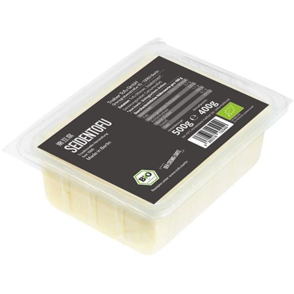 Treiber Tofu SEIDENTOFU, BIO, 400g